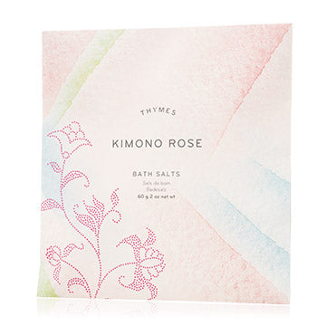 The Thymes Kimono Rose Bath Salts