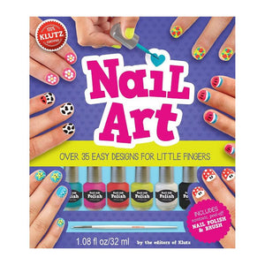 Nail Art and Face Paint Kits