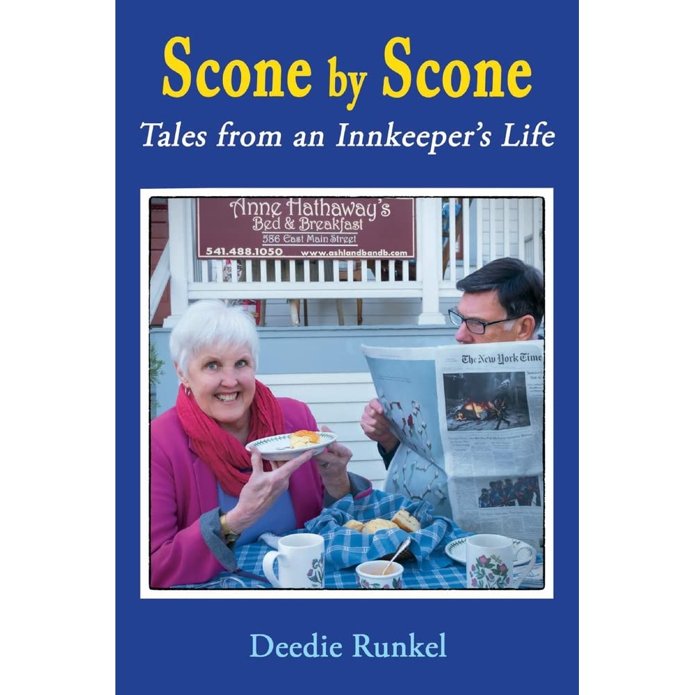 Scone by Scone, Tales from an Innkeeper's Life