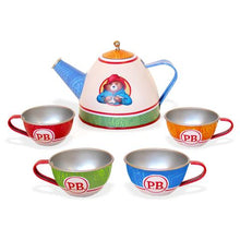 Load image into Gallery viewer, Paddington Bear Tin Tea Set