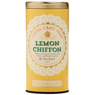 Lemon Chiffon Tea