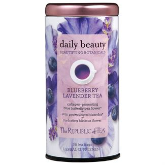Daily Beauty Blueberry Lavender Tea