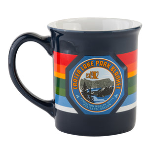 Crater Lake National Park Ceramic Mug