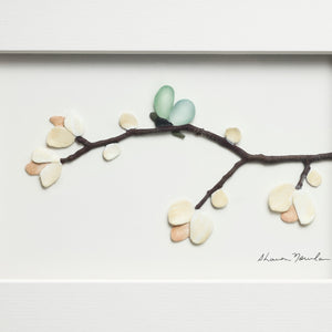 Blossoms and Butterfly Wings by Sharon Nowlan