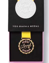 Load image into Gallery viewer, Most Loved Mama Medal