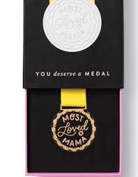 Most Loved Mama Medal