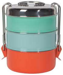 3-Piece Tiffin Food Container