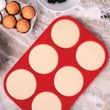 Load image into Gallery viewer, 12-Cup Silicone Muffin Pan