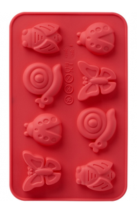 Set of 2 Silicone Candy Molds