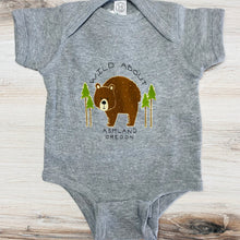 Load image into Gallery viewer, Wild About Ashland, Oregon Onesie