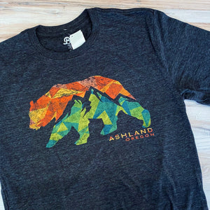 Remnant Bear Ashland, Oregon Short Sleeve Tee Shirt