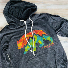 Load image into Gallery viewer, Remnant Bear Ashland, Oregon Long Sleeve Hoodie