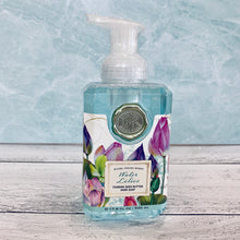 Load image into Gallery viewer, Michel Design Works Water Lilies Foaming Hand Soap