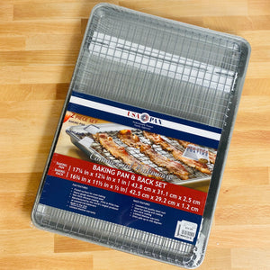 Small Baking Sheet & Rack Set