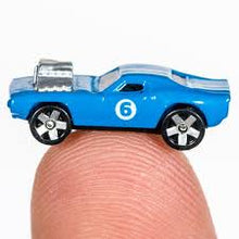 Load image into Gallery viewer, World's Smallest Hot Wheels