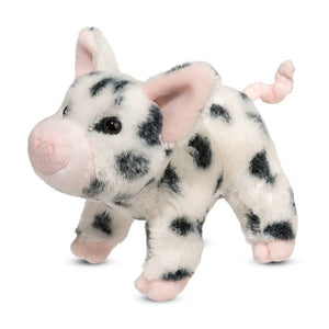 Leroy Black Spotted Pig