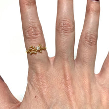 Load image into Gallery viewer, Zodiac Ring 14 kt Gold