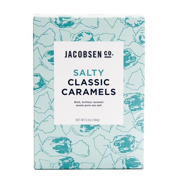 Jacobsen Salt Co. Salty Caramels