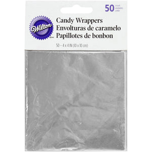 Foil Candy Wrappers