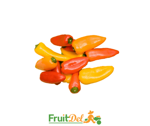 Bell Pepper (per 250g) - Fruitdel PH