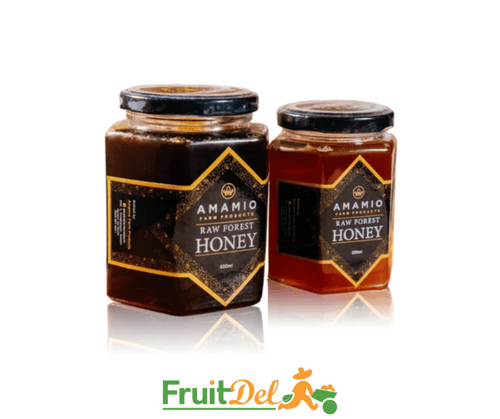 Honey (Amamio) - Raw & Dark - Fruitdel PH
