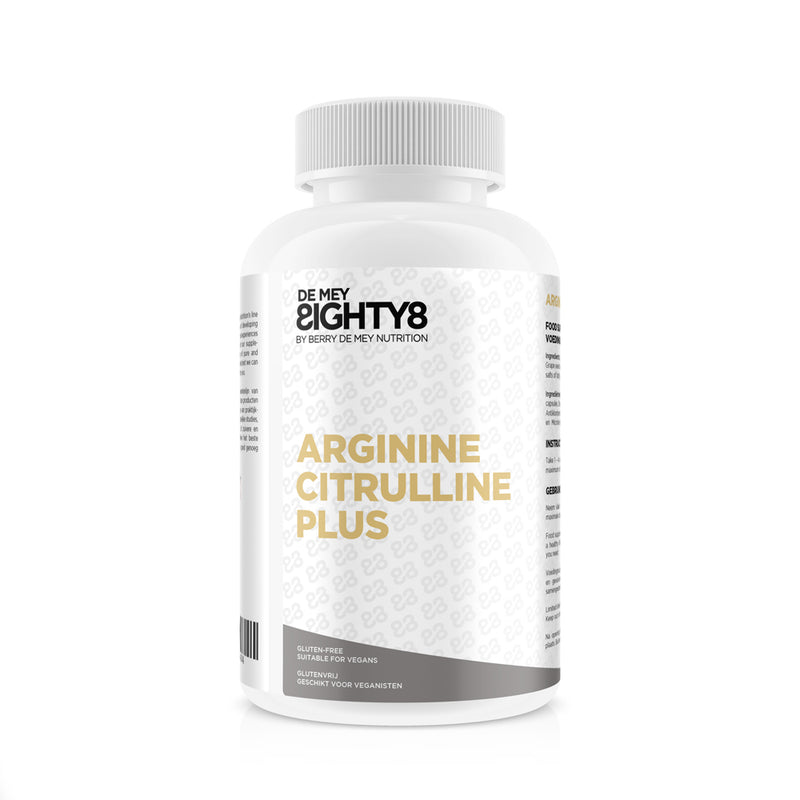 Berry de Mey Arginine Citrulline Plus - MKBM Webshop