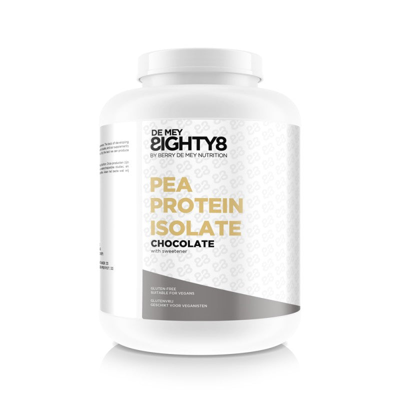 Berry de Mey Pea Protein Isolate Chocolate - MKBM Webshop