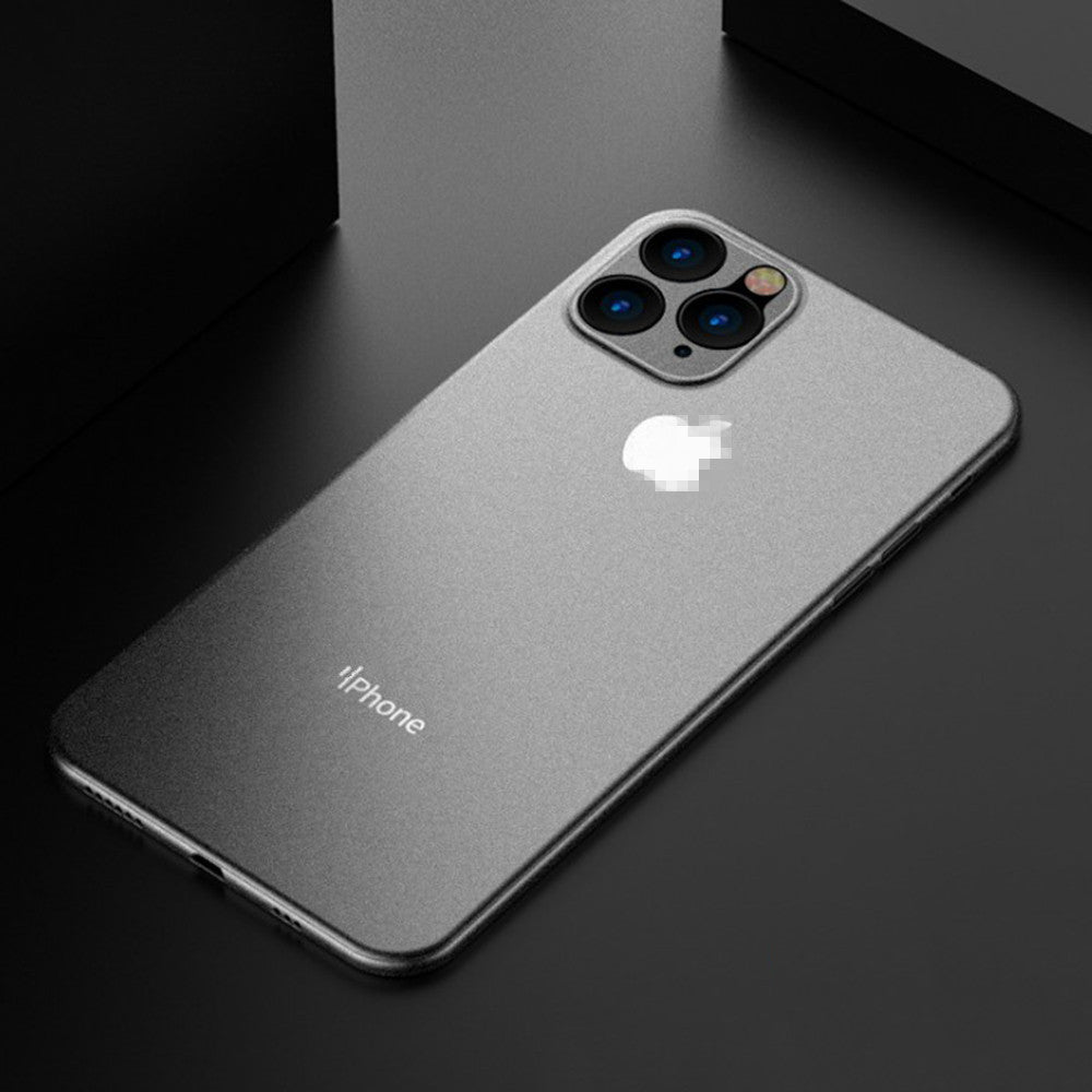 Luxury 0.3MM Ultra Thin Matte Case For iPhone