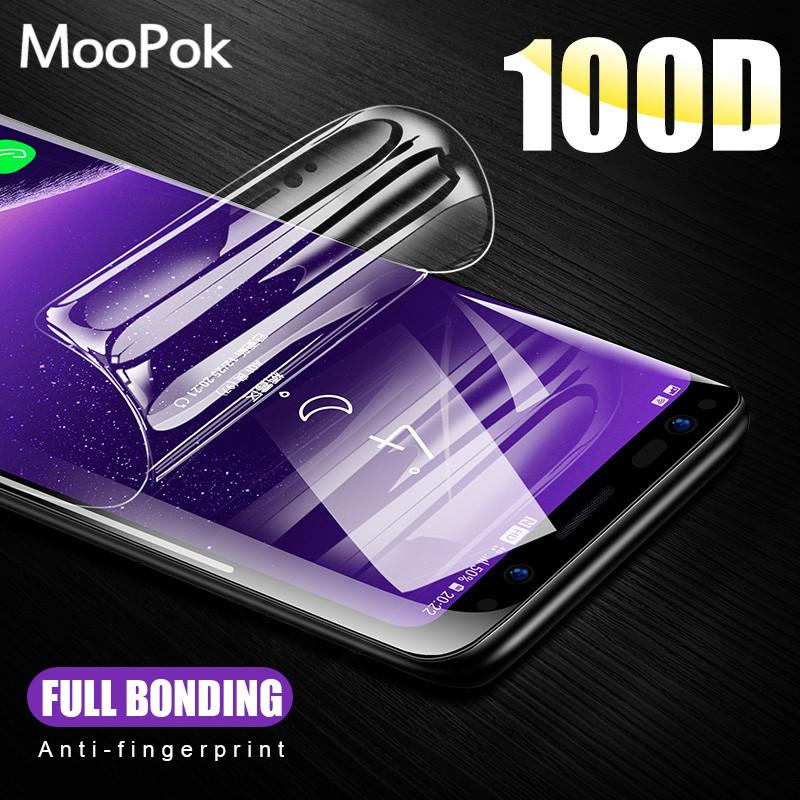 100D Luxury Hydrogel Screen Protector For Samsung