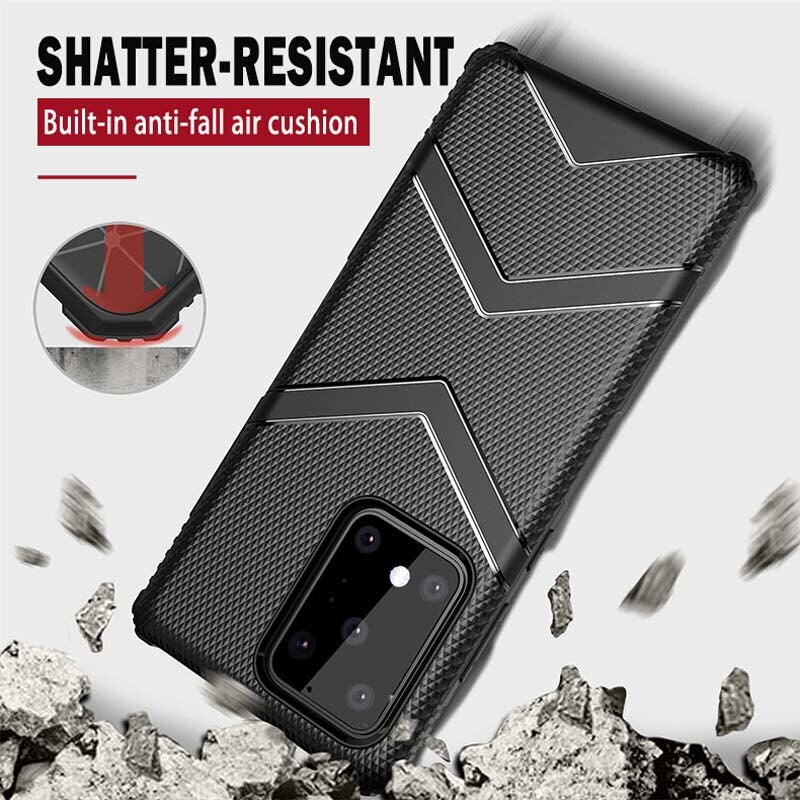 Luxury Business Hybrid Armor Case For Samsung