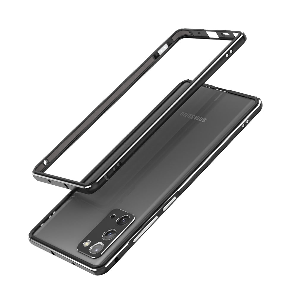 Metal Bumper Frame Slim Case For Samsung
