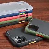 Luxury Hybrid Shockproof Silicone Case For iphone