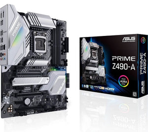 ASU MBD PRIME-Z490-A - Advanced PC and Simulations