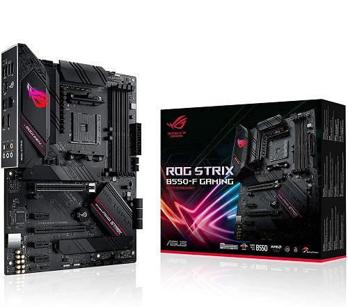 ASU MBD ROG-STRIX-B550-E-GAMING - Advanced PC and Simulations