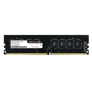 TEAM Group 1x32GB Elite U-Dimm 2666Mhz DDR4 Desktop Memory