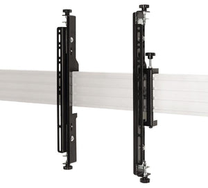 Atdec ADM-B-V400M - VESA 400 fixed brackets with fine adjustments (set of two)