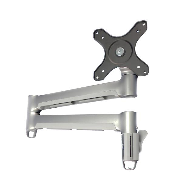 Atdec 710mm Monitor Arm Silver