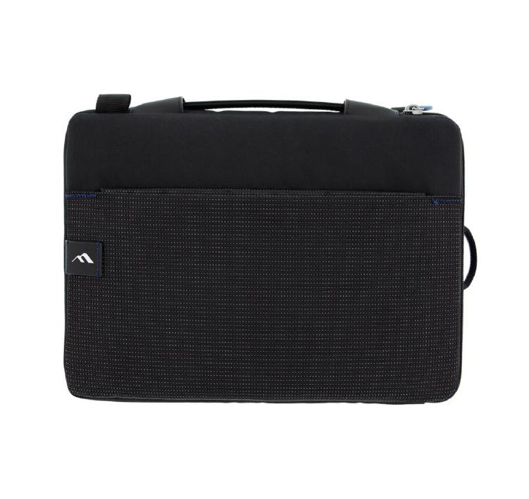 "Brenthaven Tred Horizontal Sleeve 12"" w/ Shoulder strap - Designed for laptops and Chromebooks up to 12"""