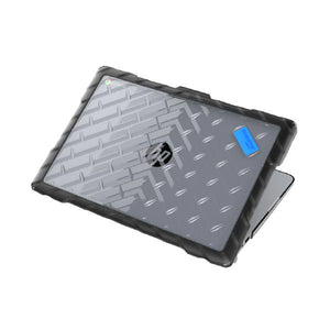 "Gumdrop DropTech HP Chromebook G5 14"" Case - Designed for: HP Chromebook G5 14"" (VPN: 3QN44PA, 3QN46PA, 3QN47PA, 3QN41PA, 3QN43PA)"
