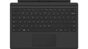 COM Microsoft Surface Pro Keyboard Type Cover - Black FMN-00015   ( For all Surface Pro NOT X  )