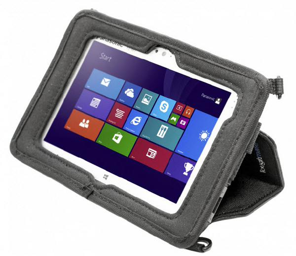 InfoCase - Toughmate - Always-On Case for FZ-M1 & FZ-B2
