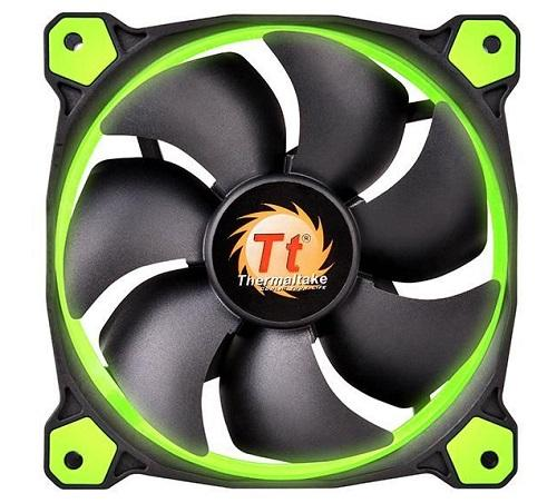 THM FAN 120MM-GREEN-RIING12 - Advanced PC and Simulations