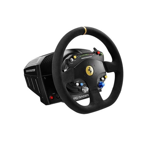 TS-PC Racer Ferrari 488 Challenge Edition Force Feedback Racing Wheel For PC - Advanced PC and Simulations