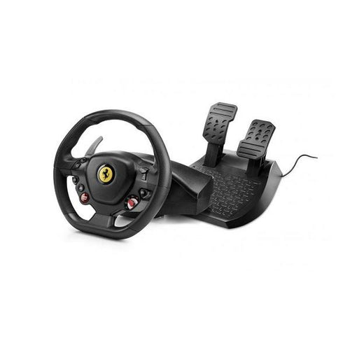 T80 Ferrari 488 GTB Edition Racing Wheel For PC & PS4 - Advanced PC and Simulations