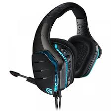 G633 Artemis Spectrum RGB Gaming Headset - Advanced PC and Simulations