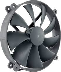 140mm NF-P14R Redux Edition Round Frame PWM Fan - Advanced PC and Simulations