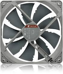 140mm NF-P14S Redux Edition Square Frame PWM Fan (Max 1500RPM) - Advanced PC and Simulations