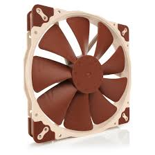 200mm NF-A20 PWM 800RPM Fan - Advanced PC and Simulations