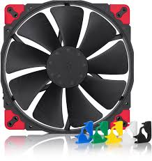 200mm NF-A20 PWM Chromax Black Swap 800RPM Fan - Advanced PC and Simulations