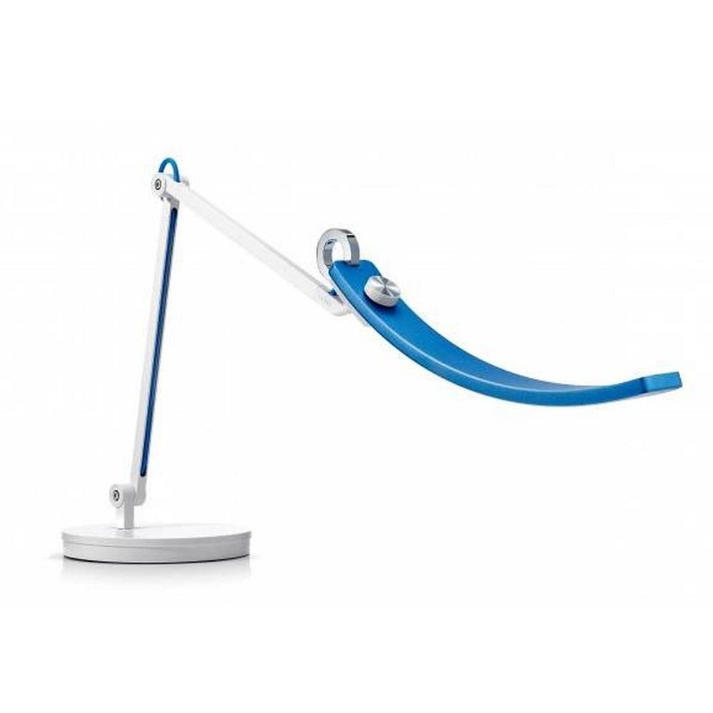 BenQ WiT e-Reading LED Desk Lamp Blue - Dimmable Dual Color - Advanced PC and Simulations